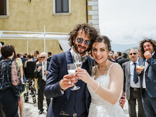 Il matrimonio di Dario e Gessica a Pontecagnano Faiano, Salerno 43