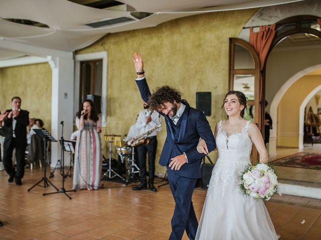 Il matrimonio di Dario e Gessica a Pontecagnano Faiano, Salerno 44