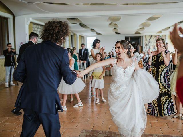 Il matrimonio di Dario e Gessica a Pontecagnano Faiano, Salerno 45