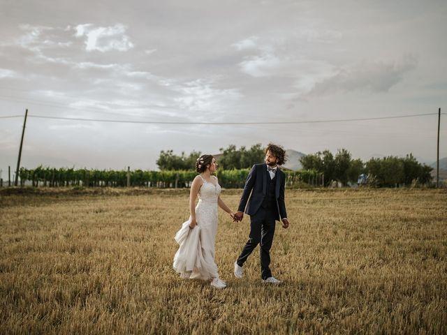 Il matrimonio di Dario e Gessica a Pontecagnano Faiano, Salerno 46
