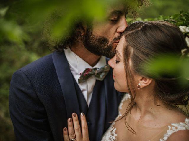 Le nozze di Gessica e Dario