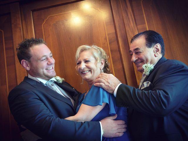 Il matrimonio di Omar e Denise a Limbiate, Monza e Brianza 17