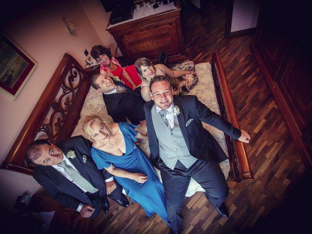 Il matrimonio di Omar e Denise a Limbiate, Monza e Brianza 18