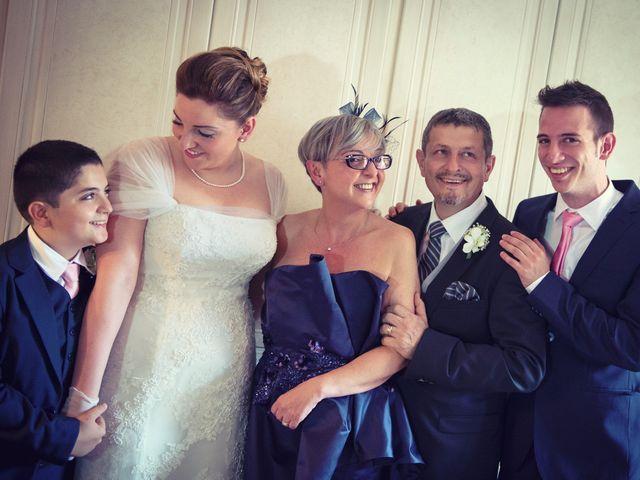 Il matrimonio di Omar e Denise a Limbiate, Monza e Brianza 34