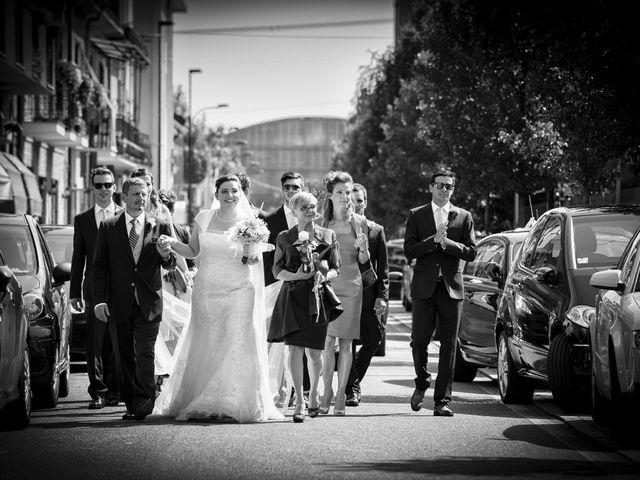 Il matrimonio di Omar e Denise a Limbiate, Monza e Brianza 45