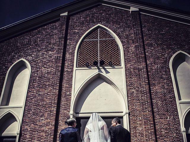 Il matrimonio di Omar e Denise a Limbiate, Monza e Brianza 46