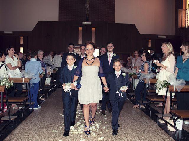 Il matrimonio di Omar e Denise a Limbiate, Monza e Brianza 47