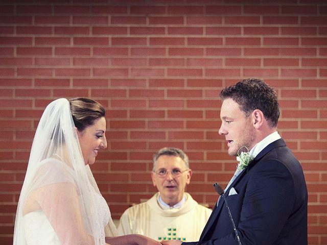 Il matrimonio di Omar e Denise a Limbiate, Monza e Brianza 51