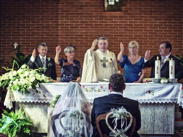 Il matrimonio di Omar e Denise a Limbiate, Monza e Brianza 63