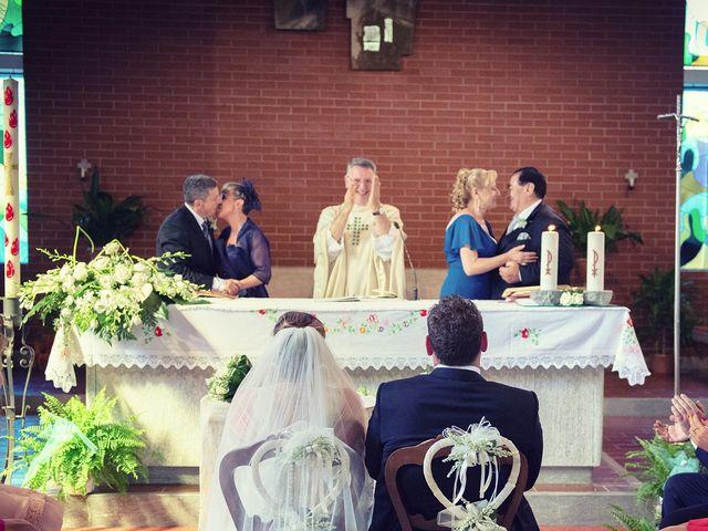 Il matrimonio di Omar e Denise a Limbiate, Monza e Brianza 64
