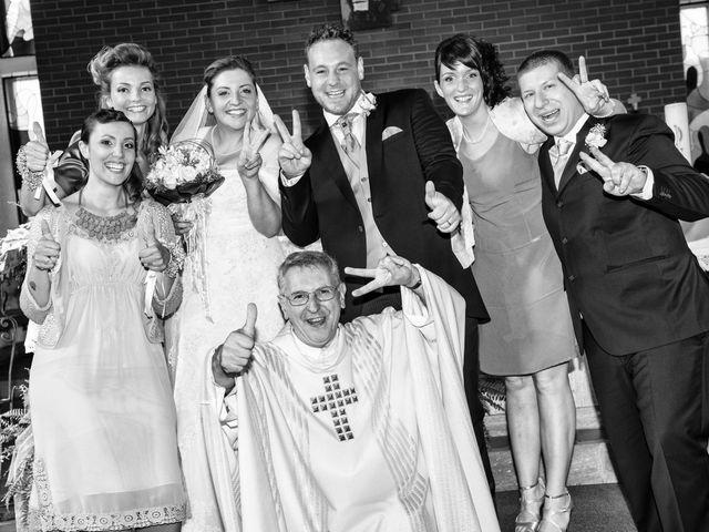 Il matrimonio di Omar e Denise a Limbiate, Monza e Brianza 67