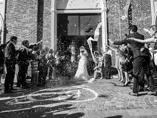 Il matrimonio di Omar e Denise a Limbiate, Monza e Brianza 70
