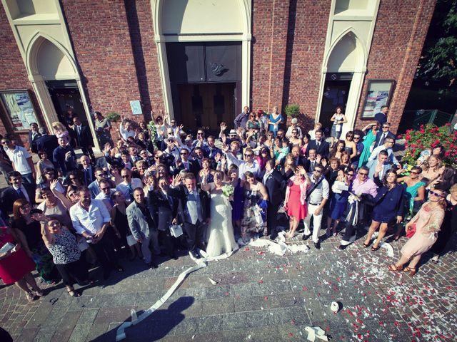 Il matrimonio di Omar e Denise a Limbiate, Monza e Brianza 71