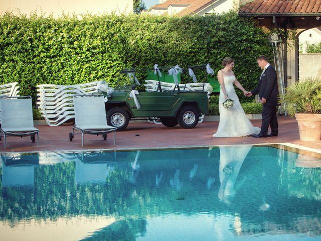 Il matrimonio di Omar e Denise a Limbiate, Monza e Brianza 93