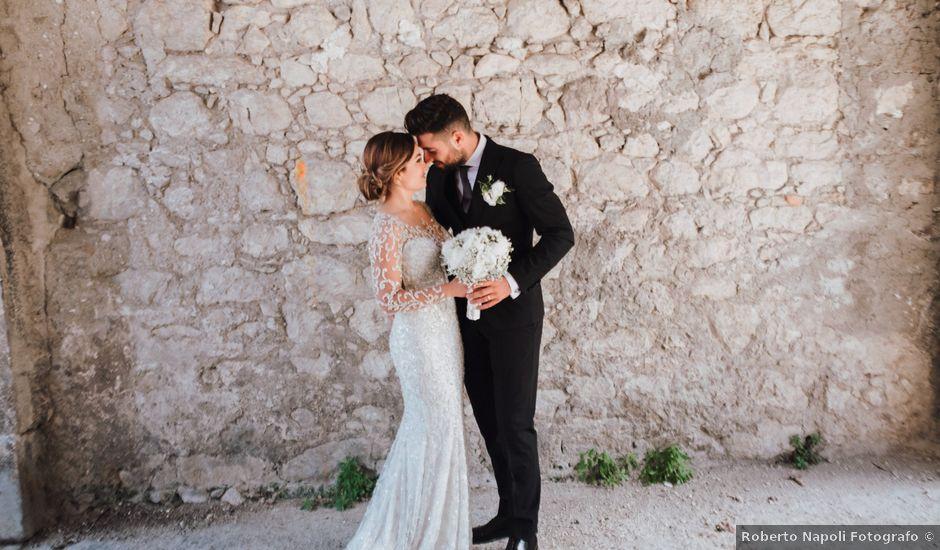 Il matrimonio di Stefano e Daniela a Montesarchio, Benevento