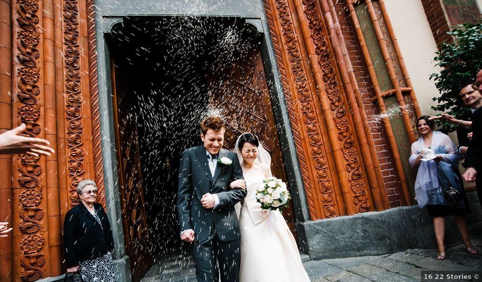 Il matrimonio di Claudio e Momoko a Pinerolo, Torino