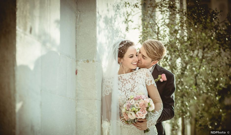 Il matrimonio di Andrea e Claudia a Pietrasanta, Lucca