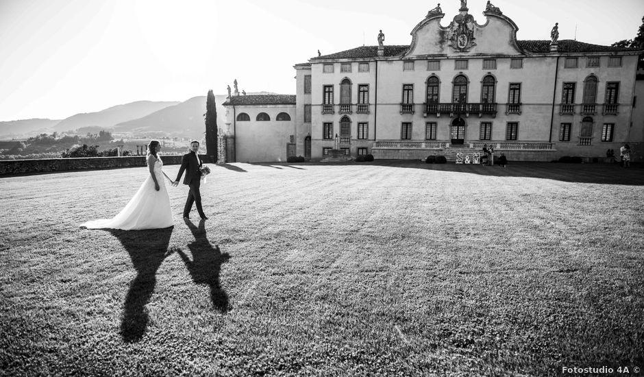 Il matrimonio di Michele e Silvia a Mossano, Vicenza