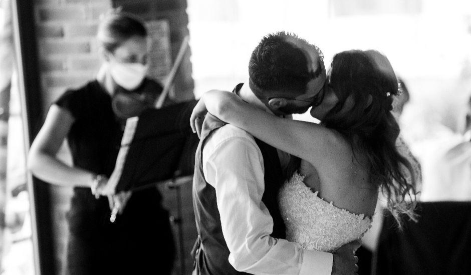 Il matrimonio di Alessio  e Luana  a Mariano Comense, Como