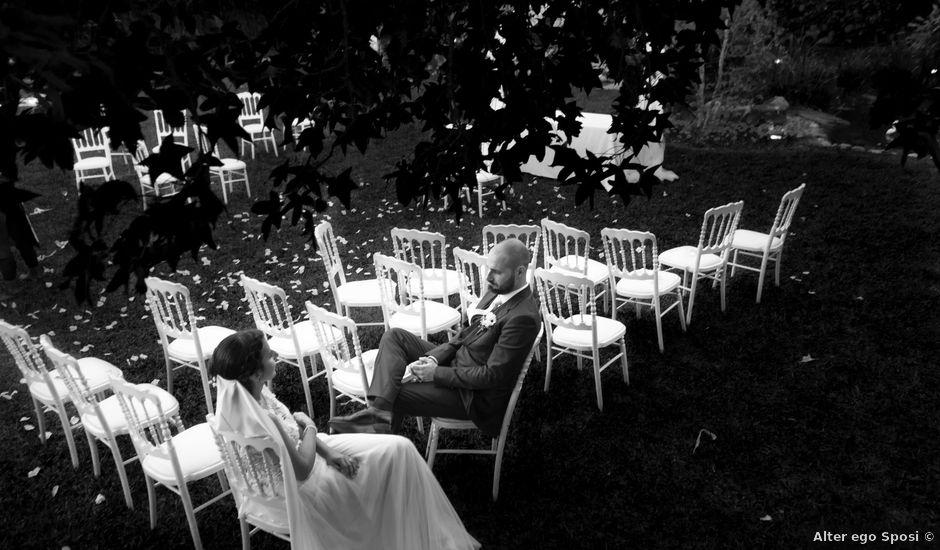 Il matrimonio di Michele e Alice a Garbagnate Milanese, Milano