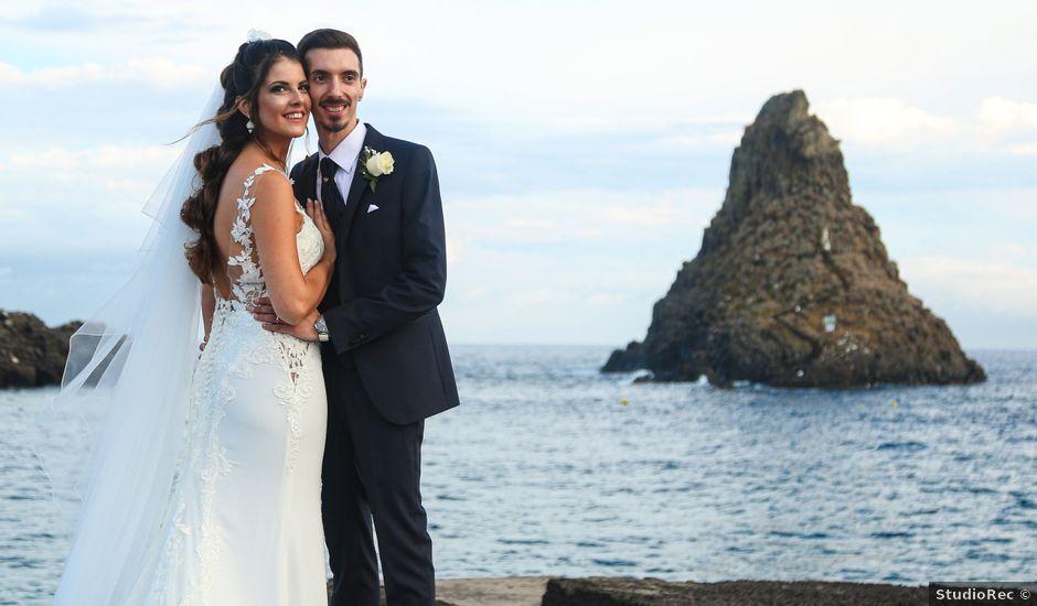 Il matrimonio di Danilo e Federica a Belpasso, Catania