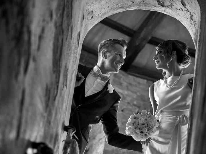 Le nozze di Simona e Enrico