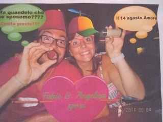 Le nozze di Fabio e Angelica 1