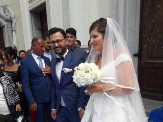 Le nozze di Maria anna  e Roberto