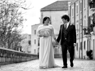 Le nozze di Marialuisa e Domenico