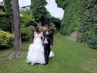 Le nozze di Roberta e Yari