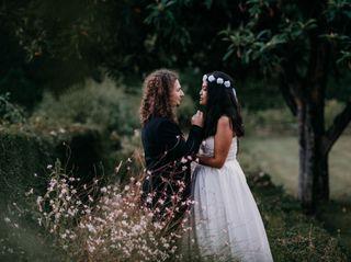 Le nozze di Mayra e Sasha 1