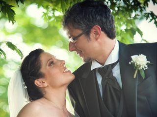 Le nozze di Cinzia e Luca