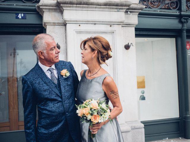 Il matrimonio di Luca e Monica a Duino-Aurisina, Trieste 15