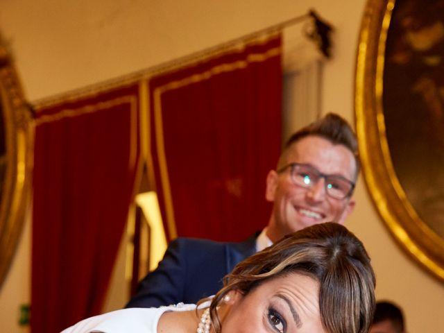 Il matrimonio di Enrico e Simona a Dozza, Bologna 5