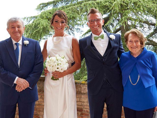 Il matrimonio di Enrico e Simona a Dozza, Bologna 7