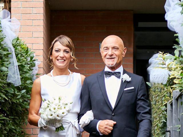 Il matrimonio di Enrico e Simona a Dozza, Bologna 12