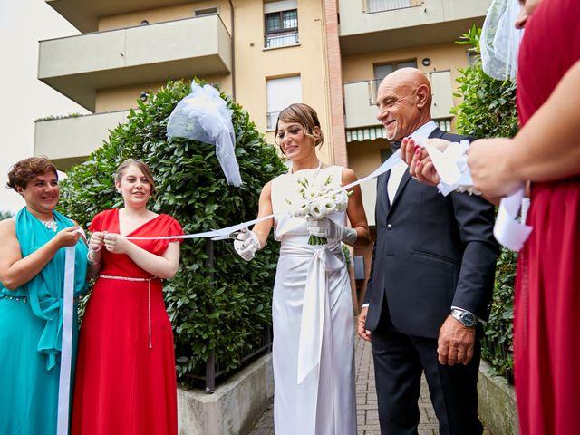 Il matrimonio di Enrico e Simona a Dozza, Bologna 13
