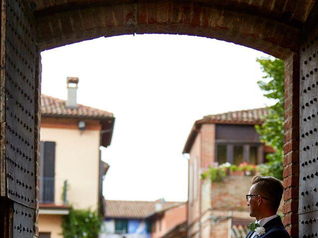 Il matrimonio di Enrico e Simona a Dozza, Bologna 14