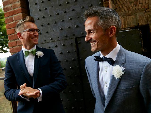 Il matrimonio di Enrico e Simona a Dozza, Bologna 15