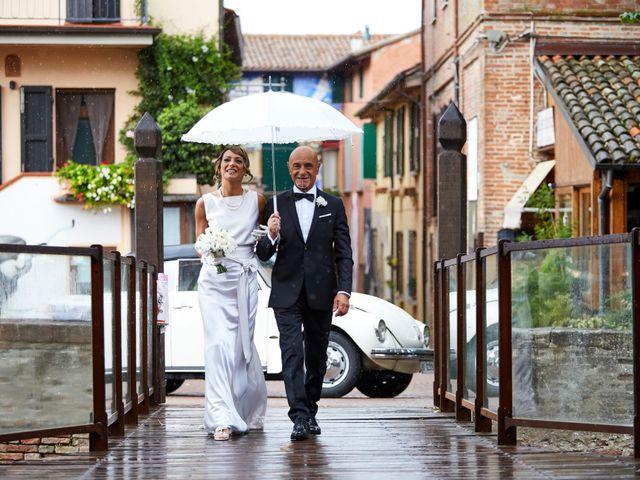 Il matrimonio di Enrico e Simona a Dozza, Bologna 18