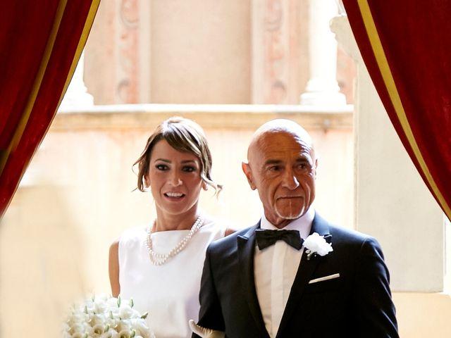 Il matrimonio di Enrico e Simona a Dozza, Bologna 19