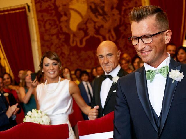 Il matrimonio di Enrico e Simona a Dozza, Bologna 20