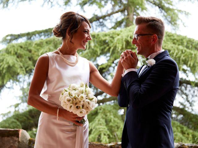 Il matrimonio di Enrico e Simona a Dozza, Bologna 27