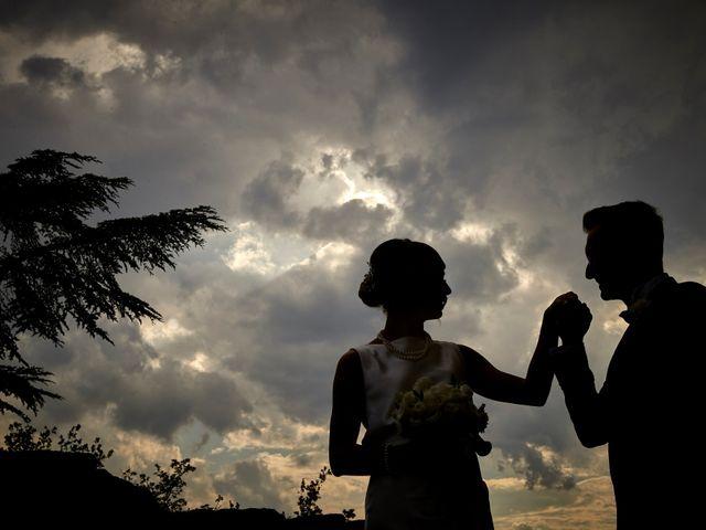 Il matrimonio di Enrico e Simona a Dozza, Bologna 28