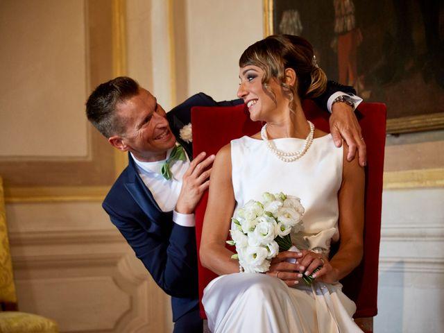 Il matrimonio di Enrico e Simona a Dozza, Bologna 34