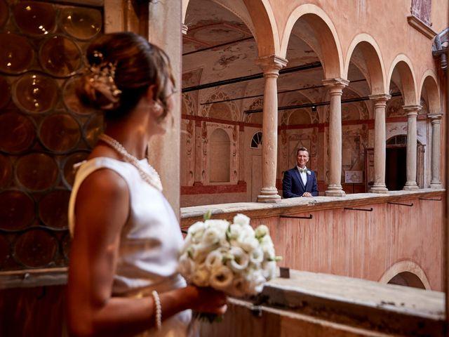 Il matrimonio di Enrico e Simona a Dozza, Bologna 35