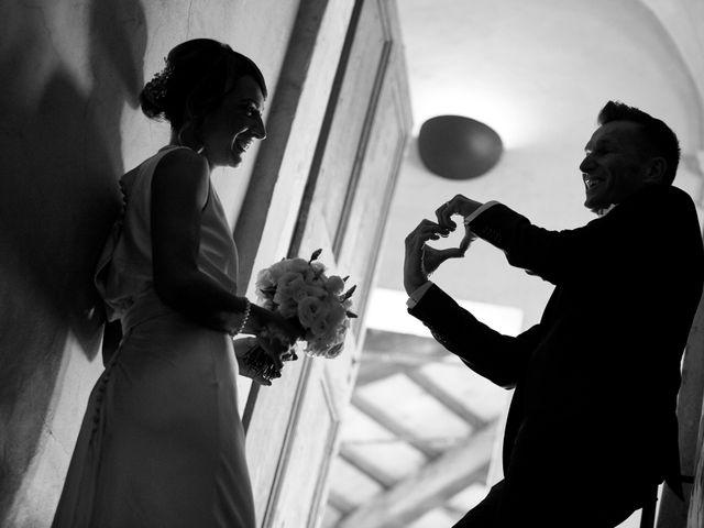 Il matrimonio di Enrico e Simona a Dozza, Bologna 37