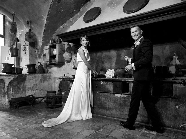 Il matrimonio di Enrico e Simona a Dozza, Bologna 40