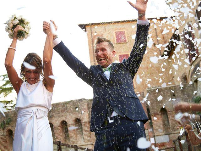 Il matrimonio di Enrico e Simona a Dozza, Bologna 2