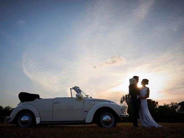 Il matrimonio di Enrico e Simona a Dozza, Bologna 48
